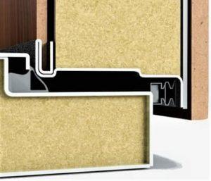 Шумоизоляция дверных конструкций