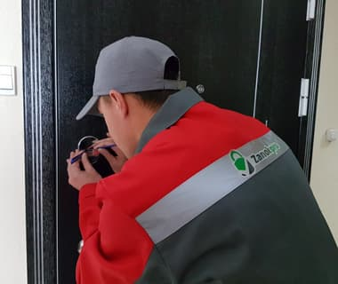 Вскрытие металлических дверей без повреждений