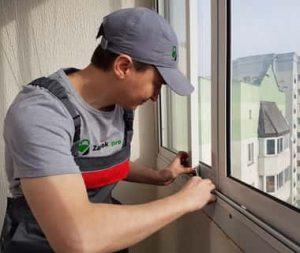 Замена фурнитуры на окнах