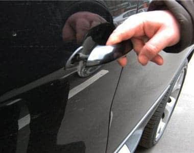 Открыть дверь БМВ X5