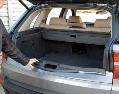 Вскрытие багажника БМВ X5