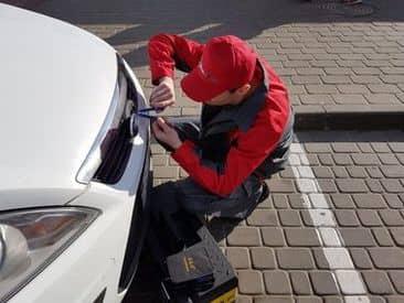 Мастер по вскрытию капота авто
